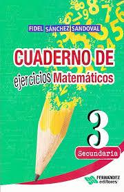 Nov 26, 2019 · eso es lo que podemos compartir libro de matematicas 2 de secundaria contestado pdf 2020. Libro Matematicas 3 Secundaria Santillana Contestado Libros Favorito