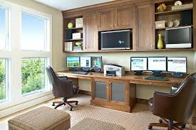 office built in furniture. Home Office Built Ins In Desk Traditional With Recessed Lighting Furniture R