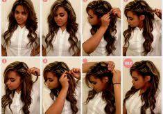 Coupe De Cheveux Mi Long Femme Coiffure Pour Facile Un
