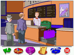 junior field trips scummvm screenshots
