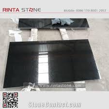 absolute black granite slab tile thin tiles for countertop shanxi black stone china black granite pure black diamond black beiyue black stone i black