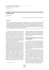 PDF) The Peristyle House and Porticated Court House: similarities and  differences between the two | Ada Cortés Vicente - Academia.edu