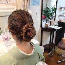 Moriyama Mamiさんのヘアスタイル ご結婚式参列のお客様ご来店