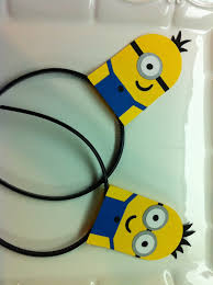 Creative Idea:Diy Cute Yellow Minion Party Headbands Diy Cute Yellow Minion  Party Headbands