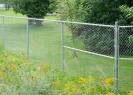 fence. Commercial/industrial Chain Link Fence