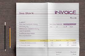 Invoice Templates Graphic Design Template Word Freelance Designer ...