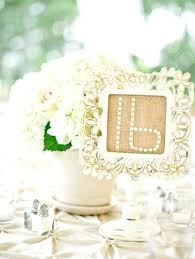 wedding table numbers frames wedding table number frame white frame with burlap table numbers photo source wedding table numbers frames