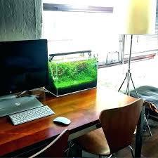 office desk aquarium. Office Fish Aquarium Best Tanks . Design Desk I
