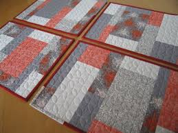 Placemats + Napkins Holiday Sew-Along   Tutorial sewing, Color ... & Placemats + Napkins Holiday Sew-Along   Tutorial sewing, Color blocking and  Napkins Adamdwight.com