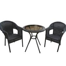 set bistro table chairs