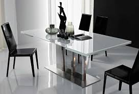 Italian Glass Dining Table Glass Top Extendable Dining Room Table Round Dining Room Tables