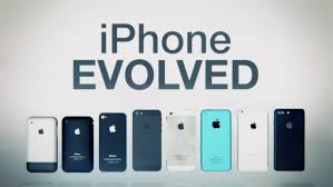 evolution of iphone the iphone evolved video technology