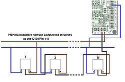 need help help npn proximity sensor wiring in parallel help npn proximity sensor wiring in parallel series 1 jpg