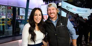 Chip and Joanna Gaines announce TV comeback