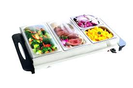 food warmer trays warming tray electric buffet with smart and final food warmer trays