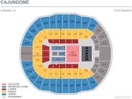 Cajundome Concert Seating Chart Cajundome Seating Chart Images Reverse Search