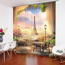 Black living room curtains Nepinetwork Cheap Black Living Room Curtains Best Modern Bedroom Curtains Dhgatecom Natural View Art Design Living Room Bedroom Window Drapes Panel