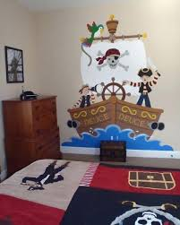 pirate room decor themed home