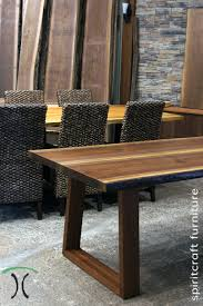 living edge furniture. Live Edge Dining And Conference Tables In Solid Black Walnut Sycamore With Kiln Living Furniture