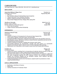 Study Abroad Resume Sample Arranging A Great Attorney Resume Sample 14