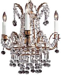 floine crystal chandelier small empire crystal chandelier on an antiqued gilded hand wrought iron frame