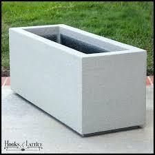 large rectangular planters outdoor uk
