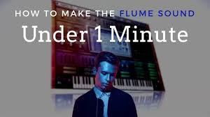 Flume Sound Design Flume Sound Design Tutorial Project File
