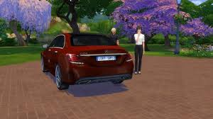 Mercedes-Benz C Class - The Sims 4 Catalog