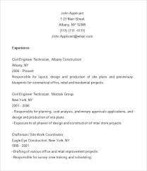Construction Resume Template Magnificent Cv Sample Construction Project Manager Resume Template Management