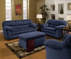 The Living Room Set Blue Leather Living Room Set Living Room Design Ideas
