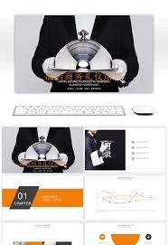 Employee Training Powerpoint Awesome Business Reception Service Etiquette New Employee Entry