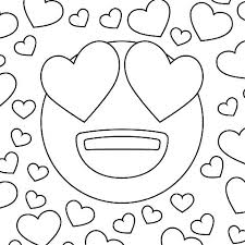 Iphone Emoji Coloring Pages Coloring Page Packed With Coloring Page