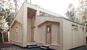 This house is put together with no nails etc and can be recycled-@ facit
