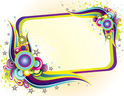 ppt Colorful Frame Design