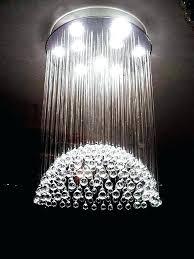 modern long chain chandelier chandeliers crystal