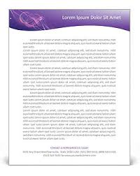 letterhead in word format abstract design letterhead template design id 0000001044