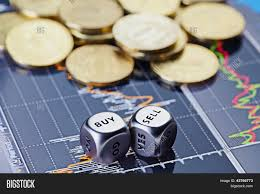 Ahn Chart Dices Cubes Words Sell Image Photo Free Trial Bigstock