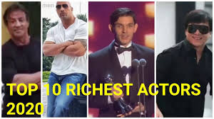 richest actors in the world 2021 forbes