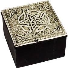Decorative Metal Boxes With Lids