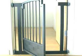 dog gates for house. Wide Dog Gate For House Wood Freestanding Pet Extra Tall Gates Diy . B