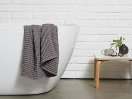 Waffle Bath Towels in 100 Long staple Turkish Cotton Parachute Home