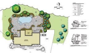 landscape architecture blueprints. Perfect Architecture Simple Landscape Architecture Drawings With Water Features In Landscape Architecture Blueprints