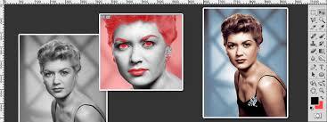 black and white image photo tutorial