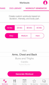 jillian michaels fitness app review pcmag