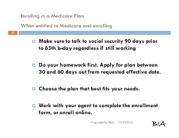 Bia Medicare 101 Presentation Long Form