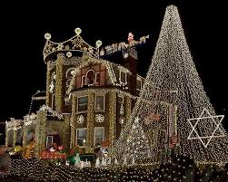 awesome outdoor christmas lights house