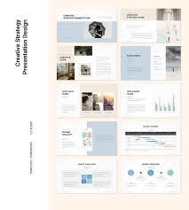 Creative Strategy Powerpoint Template Creativityforest