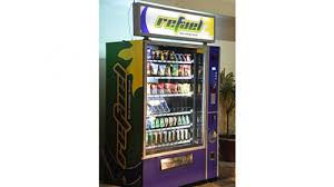 Vending Machines In Pakistan Gorgeous Petrol World Pakistan PSO Installs Vending Machines