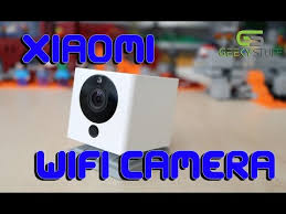 <b>Xiaomi Smart</b> 1080p WiFi <b>Camera</b> Review - YouTube