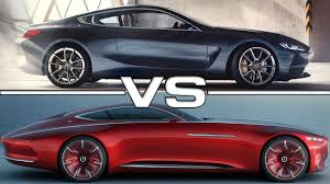 2018 maybach concept. brilliant 2018 exclusive luxury cars 2018 bmw 8 series vs vision mercedes maybach 6 intended maybach concept